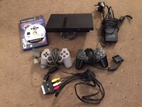 Sony Playstation 2 Slimline original boxed