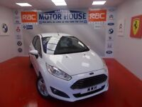 Ford Fiesta ZETEC(£30.00 ROAD TAX) FREE MOT'S AS LONG AS YOU OWN THE CAR!!! (white) 2014