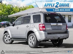 2008 Ford Escape Limited Loaded Leather Sunroof 4wd and more! Edmonton Edmonton Area image 4