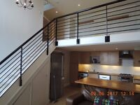 Stunning UNFURNISHED 3 bedroom double upper by Leith Links