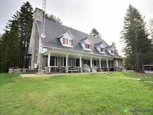 450 000$ - Maison 2 étages à vendre à St-Didace