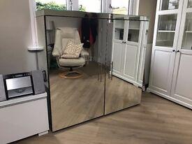 Bespoke Mirror Cabinet