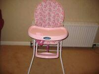 Babystart Highchair