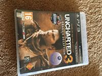 PS3 game Uncharted 3 drakes deception