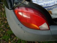 Used, n/side rear light for ford ka for sale  Armthorpe, South Yorkshire