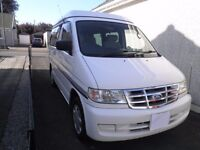 Ford Freda / Bongo camper van 2000. Automatic 2 litre. petrol with elevating roof