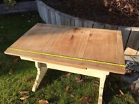 Restored extending Ercol dining/kitchen table only - No chairs