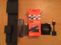 Amazon Firestick /w Alexa | Kodi 17.4 Installed