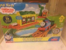 Thomas Interactive Trainset