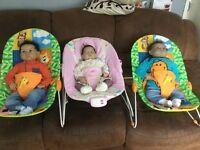 For sale 3 reborn dolls