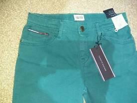 Tommy hilfiger girls jeans brand new