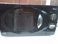 black swan microwave