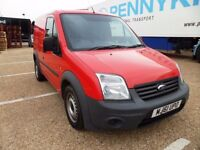 Finance- £100 P/M- Ford Connect Van 1.8 -200- 1 Owner -FSH- 1YR MOT- 68k Miles - Elec/Window 220 230