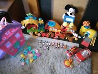 Mickey & Minnie Mouse Clubhouse Bundle