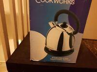 Cookworks cordless kettle