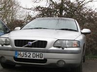 Volvo S60 2.0T Still has MOT, Spares or Repairs