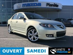 2009 Mazda 3 GT GT AUTO AIR MAGS CRUISE TOIT