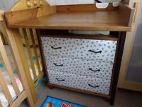 IKEA Baby change unit / Chest of drawers