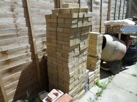 Marshalls Driveline Buff Block Paving 200 x 400 x 50