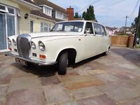 Daimler DS420 Limousine 1979 REDUCED PRICE