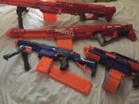 X4 nerf guns