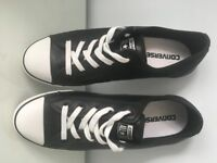 Converse, Black Leather, UK 7