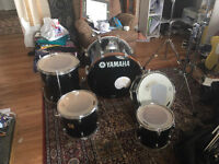 Massive Yamaha DP series drum kit, Loads of extras!