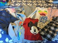 Girls clothes. Age 8-9