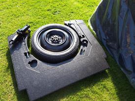 Mazda 3, Spare wheel Kit