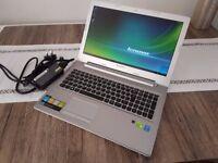 "Lenovo Z50-70 Gaming Laptop/ 15.6"" LED Full HD 1080p/ Core i5 4th Gen/ 12GB DDR3/ 240GB SSD/ GeForce"