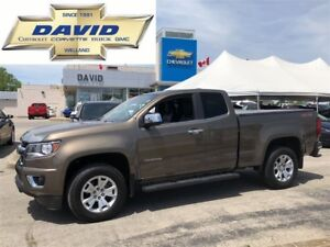 2015 Chevrolet Colorado 4LT EXT 4WD SHORT/ LEATHER/ REAR CAM/ FO