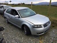Audi A3 2006 for parts!