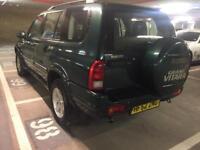 2003 suzuki grand vitara xl7 rare lwb 7 seater 4x4 cheap insurance 1 prev owner immaculate cond wow