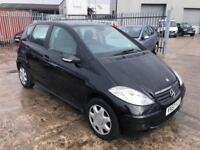 MERCEDES BENZ A CLASS 150 PETROL 5 DOOR /12 MONTH MOT / SELLING AS SPAIRS AND REPAIRS