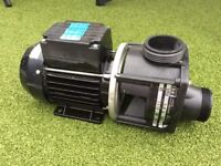 0.75kW 1.0HP Water Pump for Hot tubs Spas or even fish ponds