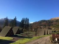 A frame 3 Bedroom 2 Bathroom Lodge In Lochgoilhead