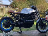 BMW K100 Cafe Racer / Brat incomplete project