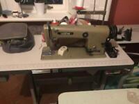 3 Sawing machines £120 per machine