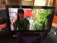 "Technika 46"" LCD hd freeweiw tv for sale working perfect come with remote"