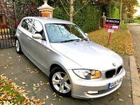(2008) BMW 1 SERIES 120D AUTOMATIC DIESEL