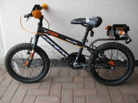 Apollo Kids Bike 16""
