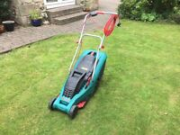 Used lawnmower (Bosch Rotak 34)
