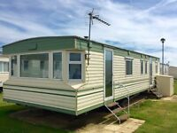 CHEAP PRELOVED STATIC CARAVAN FOR SALE BRIDLINGTON SEA VIEWS PRIVATE SALE BEACH ACCESS