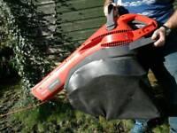 Flymo leafblower