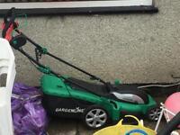 Gardenline lawnmower