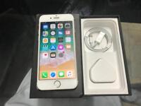 iPhone 6 16GB Gold colour Unlocked mint condition