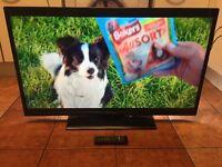 """GREAT 40""""CELCUS LED FULL HD1080P+FREEVEIW INBUILT TV"""
