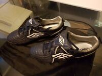 UMBRO SPECIALI FOOTBALL BOOTS SIZE 10