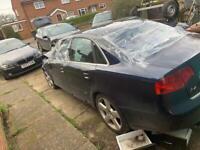 Breaking Audi A4 sline 2.0 diesel