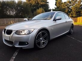 2012 BMW 320D M SPORT COUPE